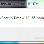 Boottime