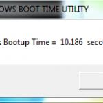 Boottime