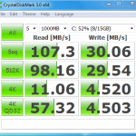 Crystal Disk Benchmark