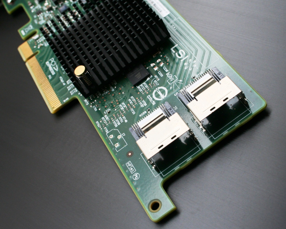 LSI SAS 9207-8i PCIe 3 0 HBA Overview – Eight Crucial M4