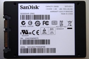 Ultra Plus SSD Back