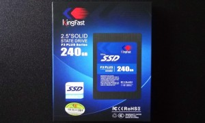 Kingfast F3 Plus Exterior Packaging Front