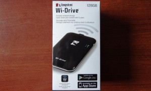 Kingston 128GB Wi-Drive Pik2