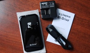 Kingston 128GB Wi-Drive Pik3