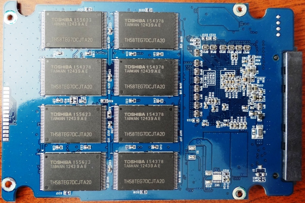 MyDigitalSSD BP4 PCB Back