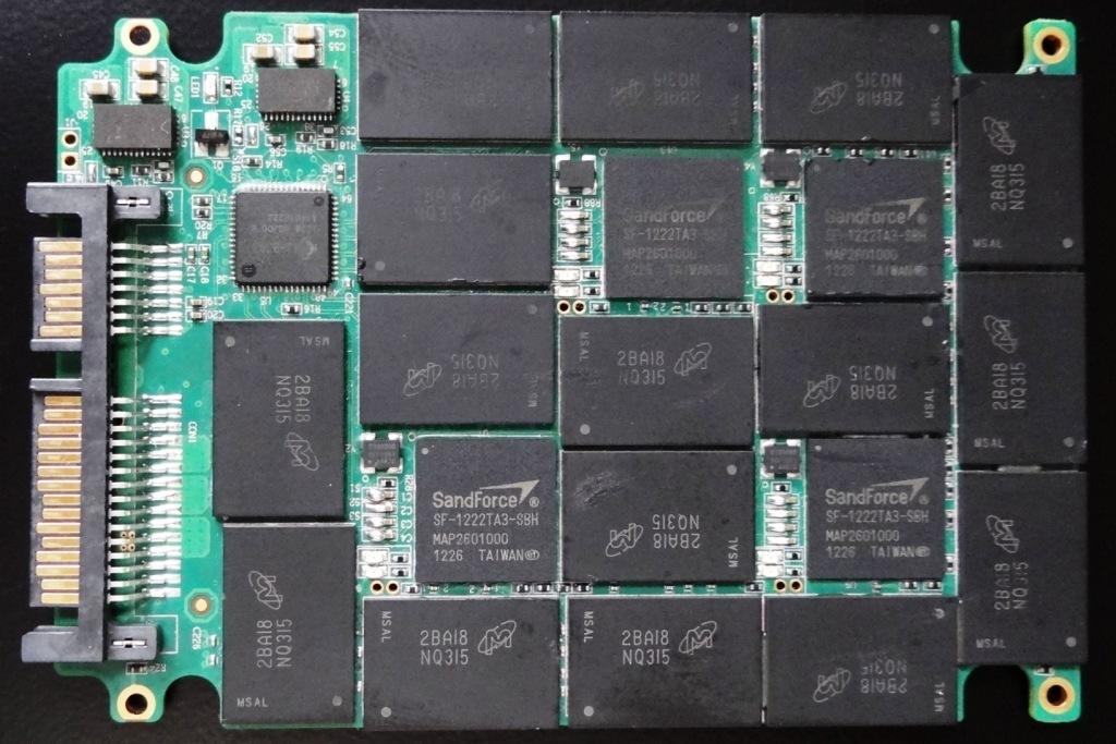 Solidata K8-1920E SSD PCB Front