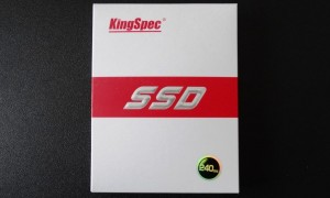 Kingspec Challenger E3000 SSD Exterior Front