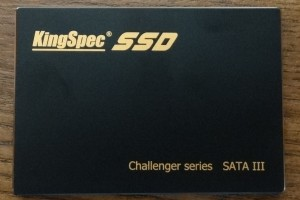 Kingspec Challenger E3000 SSD SSD Front2