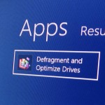 Win 8 Optimize Drive