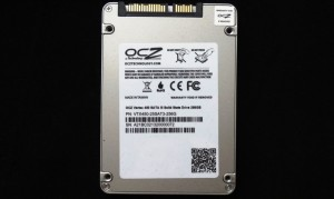 OCZ Vertex 450 SSD Back