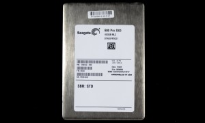 Seagate 600 Pro SSD Front