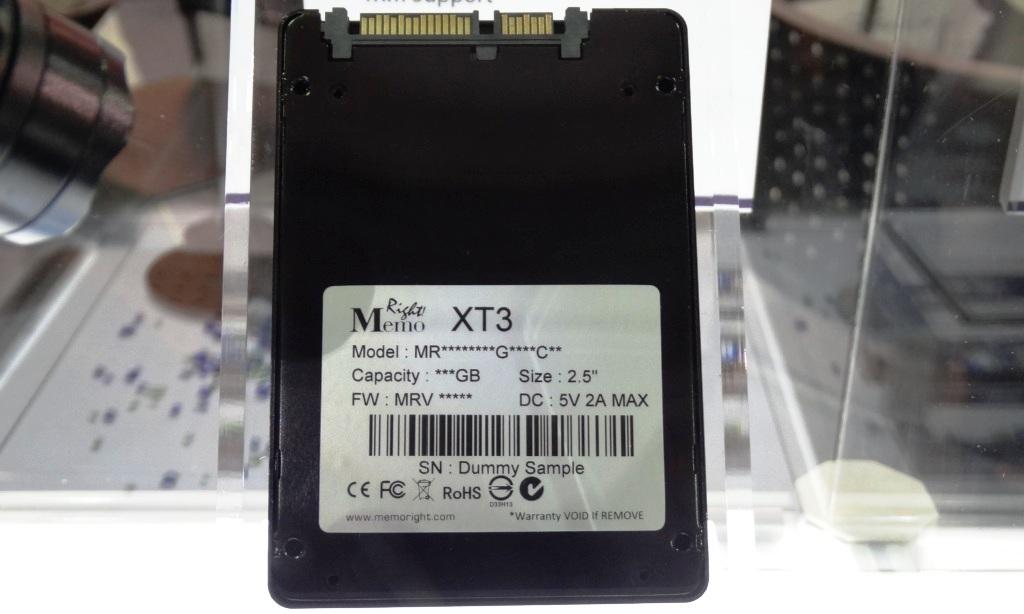 Memoright XT3 TLC SSD