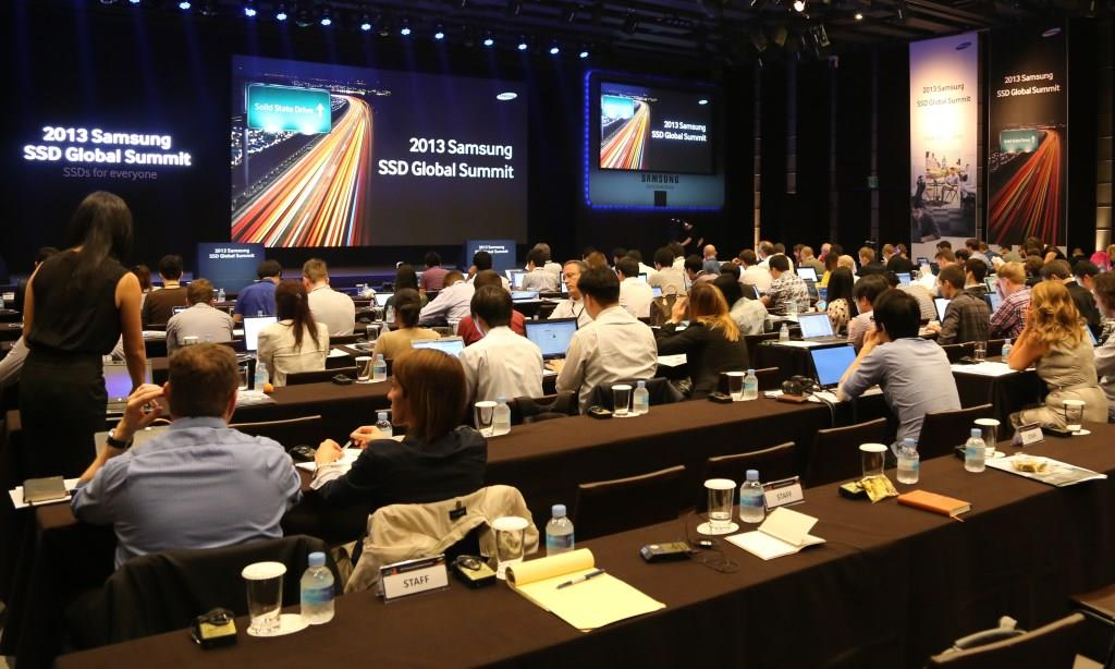 2013 Samsung SSD Summit