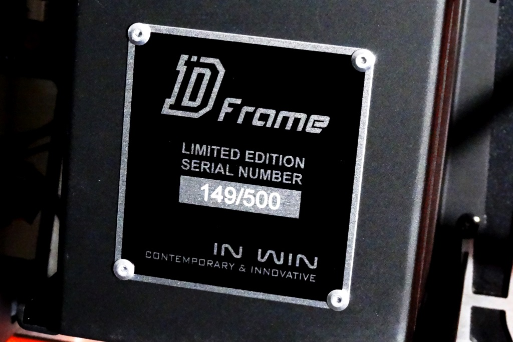 InWin D-Frame Limited Edition