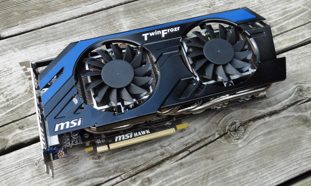 MSI Card Front