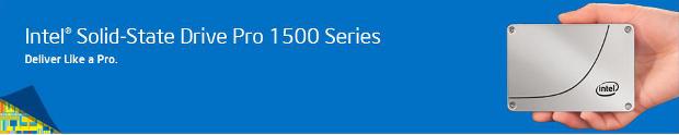 Intel PRO1500 release banner