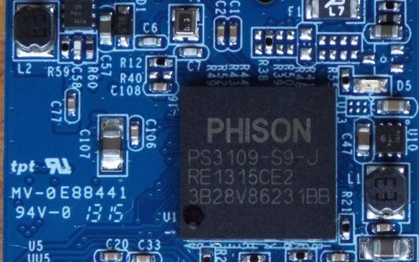 MyDigitalSSD caching SSD Phison controller