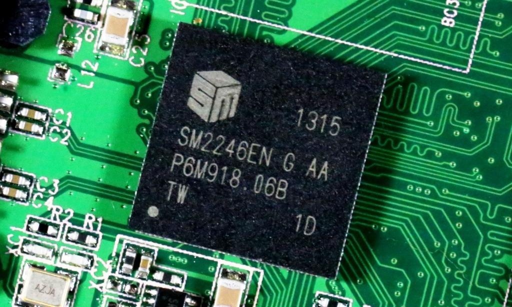 SM2246 Controller