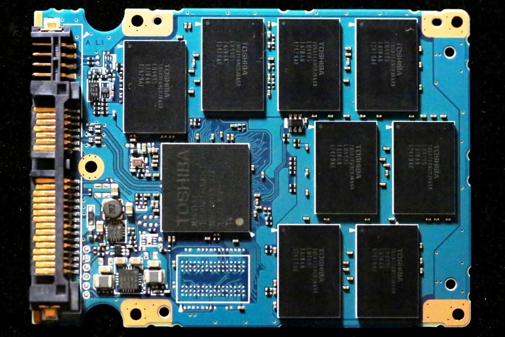 Toshiba PCB