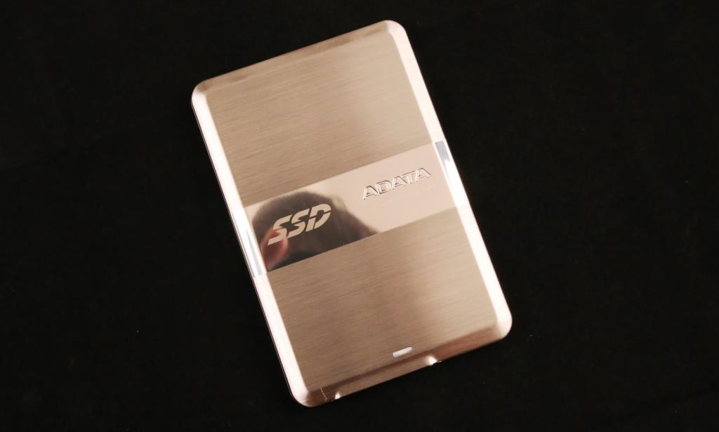 AData SE720 External SSD Front