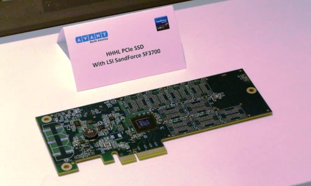 Avant HHHL PCIe 2.0 X4 SF-3700