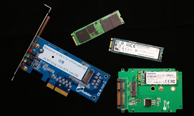 NGFF M.2 SSD Image 1