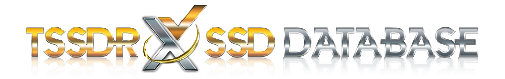 TSSDR TechX Database copy