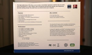 VisionTek Data Fusion PCIe SSD Exterior Back