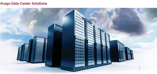 Avago datacenter solutions