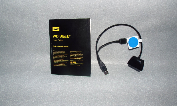 User guide and adapter cable