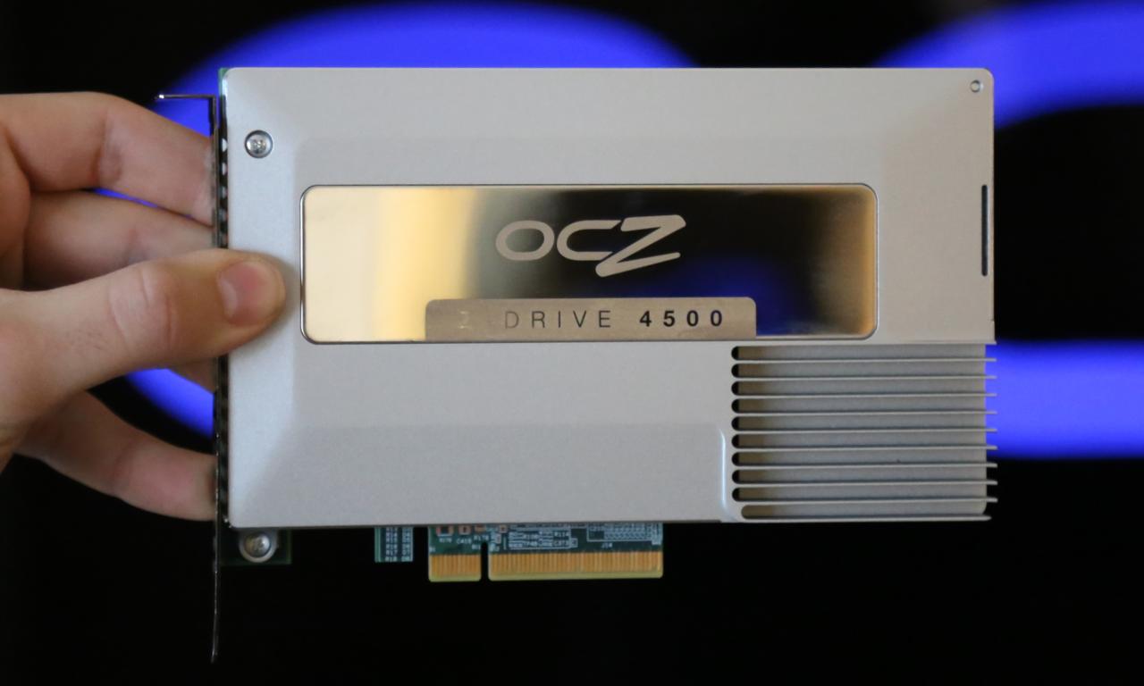 OCZ Drive 4500