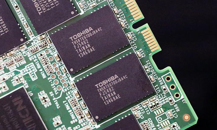 Toshiba RAM