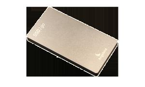 Angelbird SSD2Go External SSD Angled