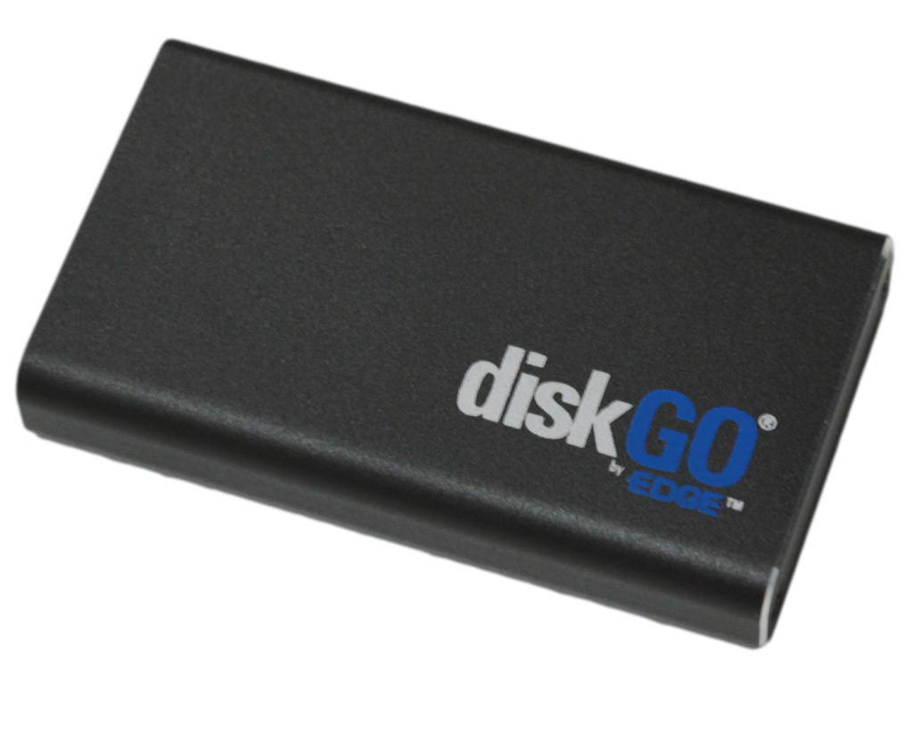 SSD Edge DiskGo Pocket External SSD Featured