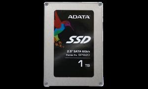 ADATA SP920 Premier Pro 1TB SSD Front