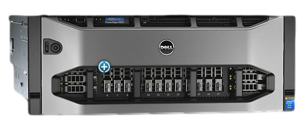 Dell PowerEdge R920 Server I
