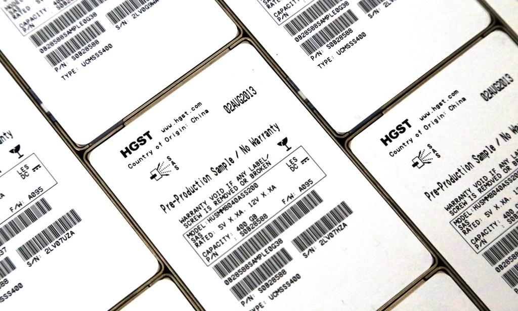 HGST 12Gbps SAS Enterprise SSD