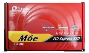 Plextor M6e PCIe M.2 SSD Exterior Case