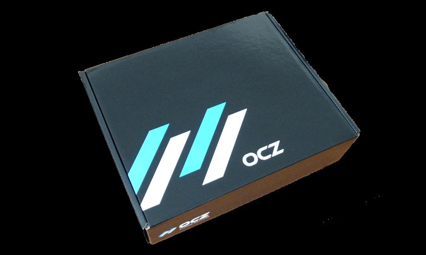OCZ RevoDrive 350 PCIe SSD Inside Box