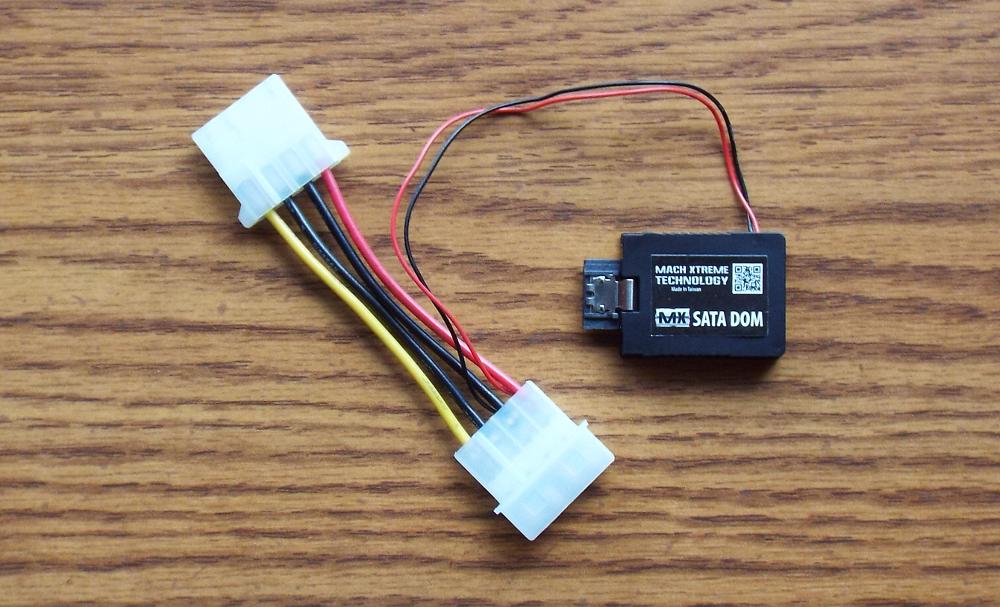 SATADOM and power connector 429A
