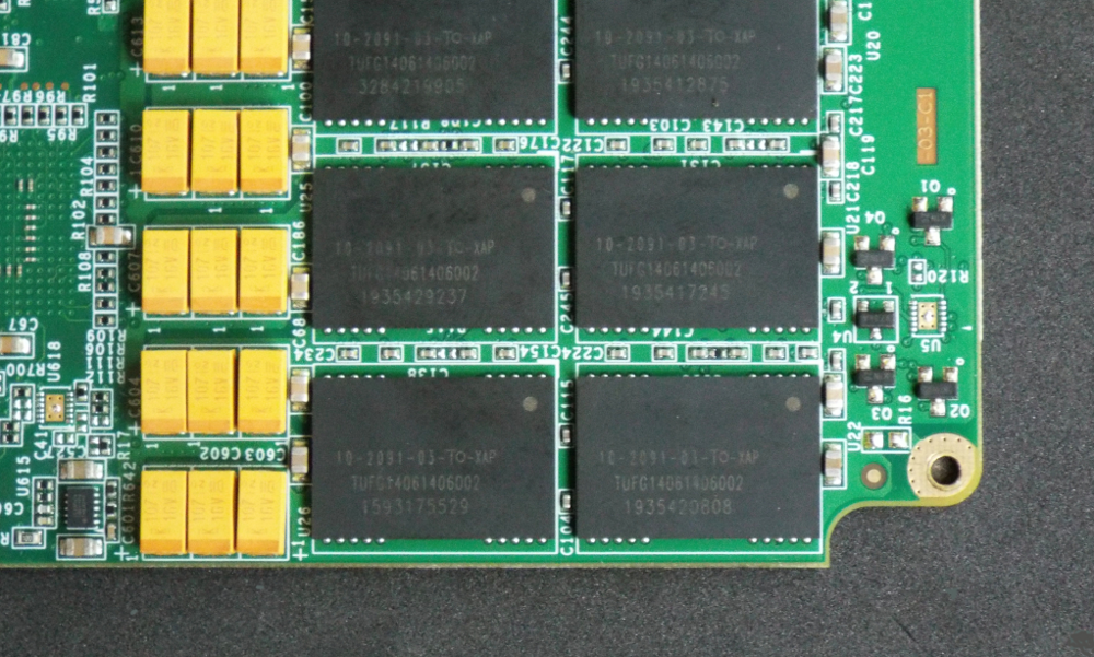 Edge Boost Server take 4 nand closeup
