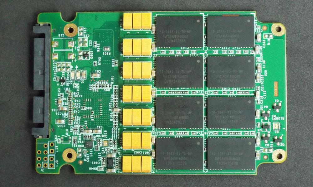 Edge Boost Server take 4 pcb nand side
