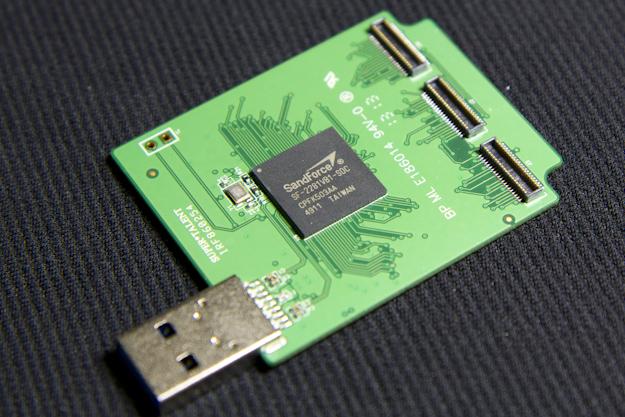 RAIDDRIVE2+-SSDModule