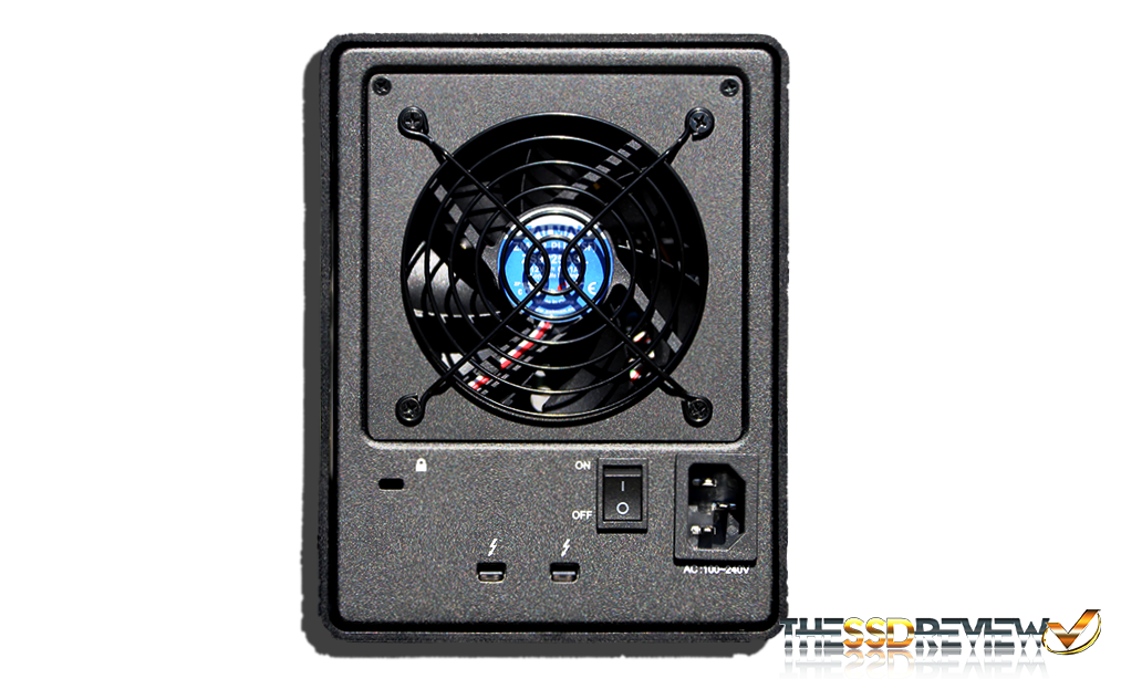 OWC ThunderBay 4 Back