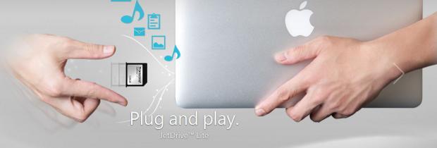 Transcend JetDrive Lite 1