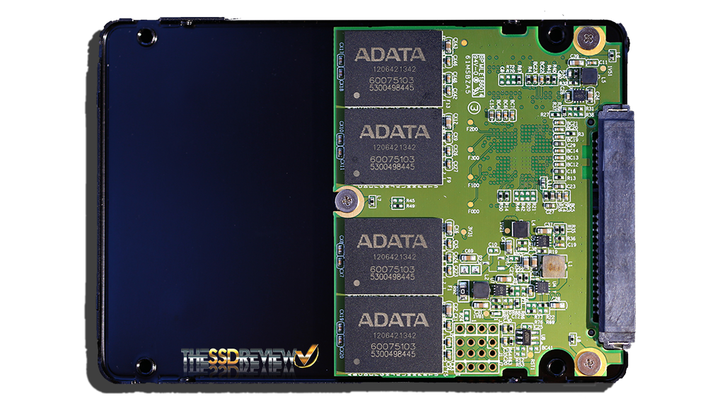 ADATA SP610 SSD SSD Size