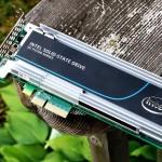 Intel P3700 Angled