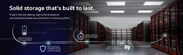 Samsung Announces SM1623 SAS-Interface SSDs To Enhance ...