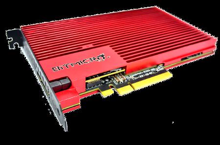 Bitmicro maxio pcie ssd drives reach