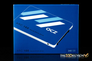 OCZ Arc 100 Front